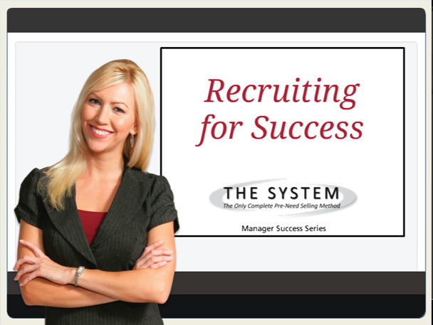 recruiting for success